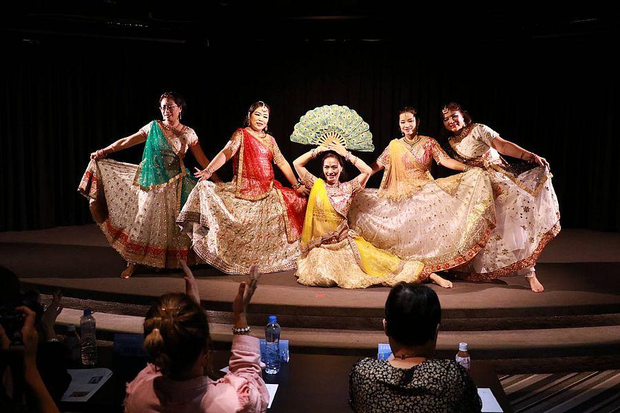 慈濟乳癌病友組成舞團    獲愛波舞后舞蹈賽大獎
