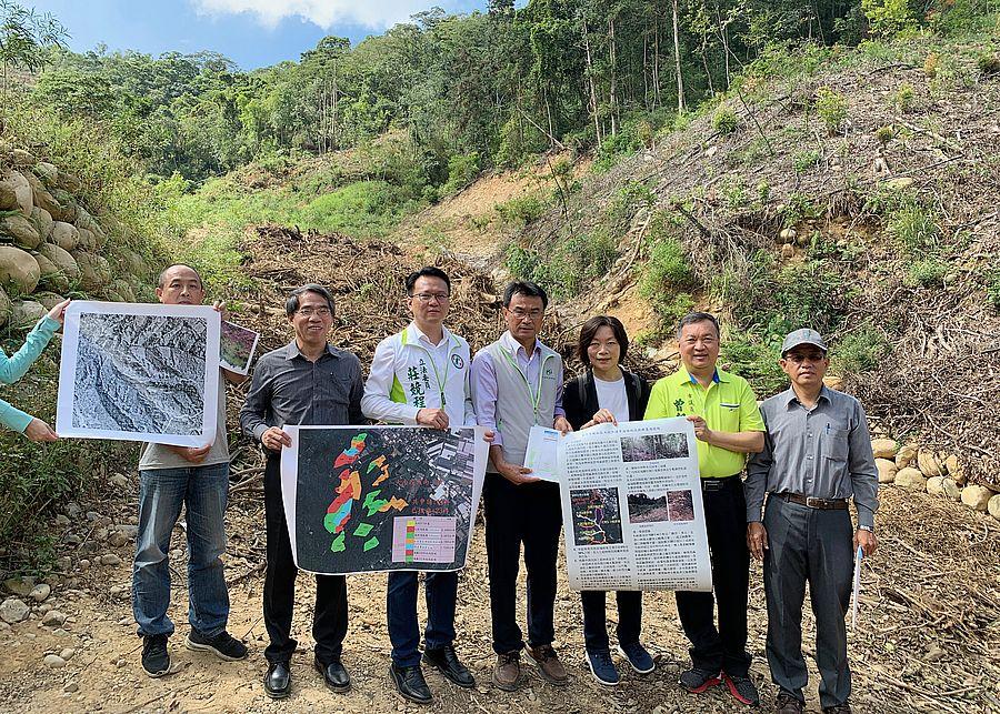 合法採伐林木卻遭檢舉 陳吉仲:未來敏感區將劃設保留帶