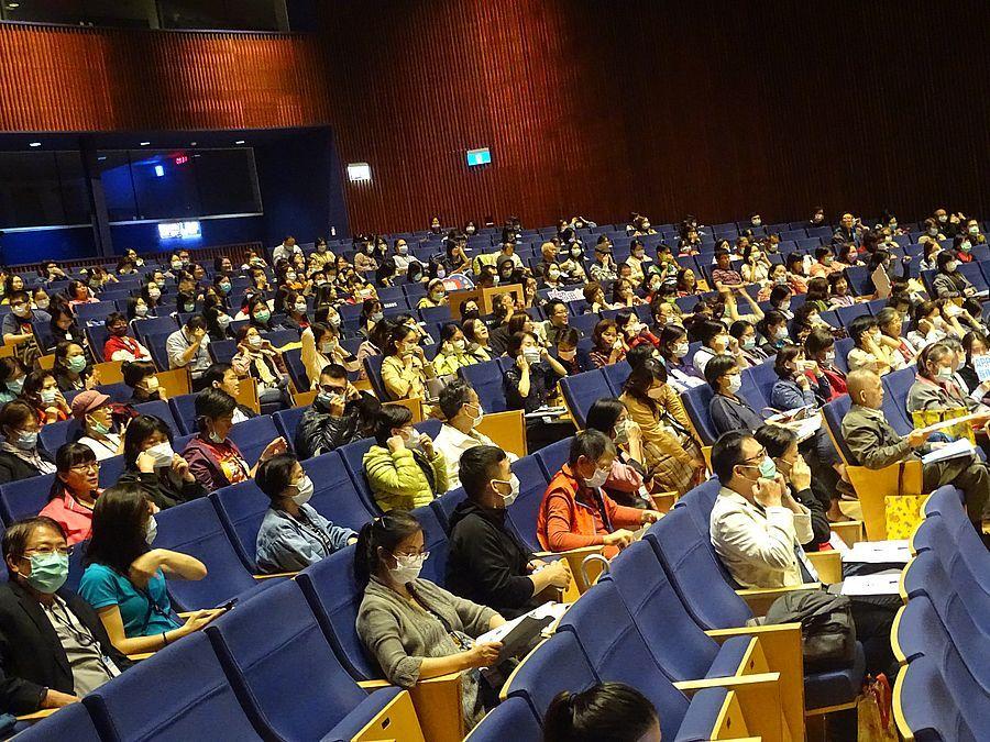 2020台中市失智症論壇 近500位相關人員參加