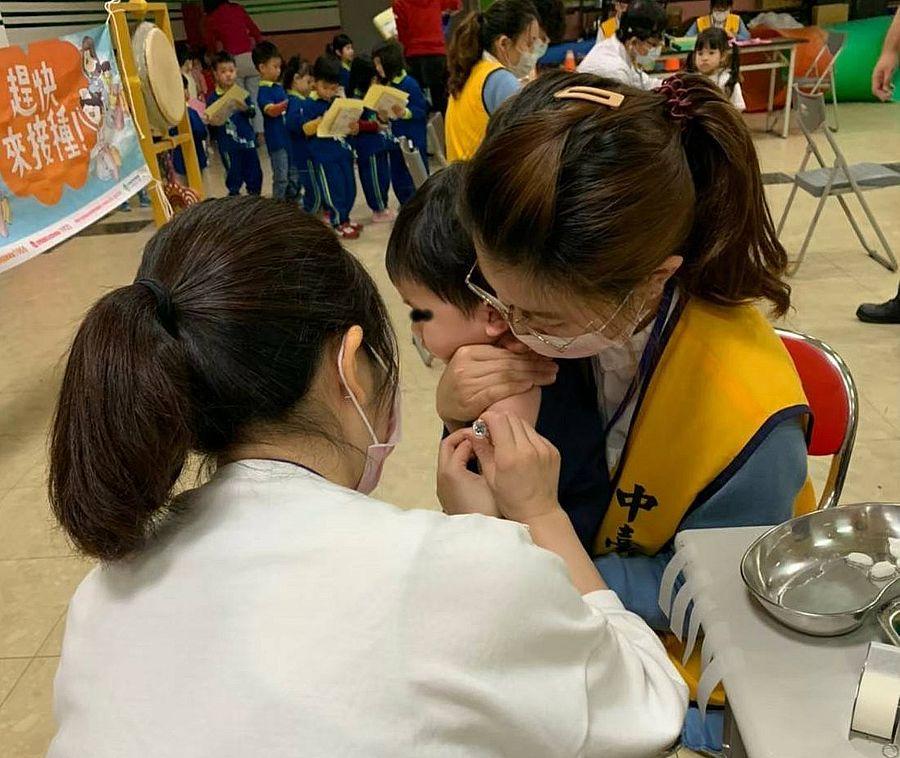 衛生所接種疫苗每週2、3 訂為「婦幼接種日」