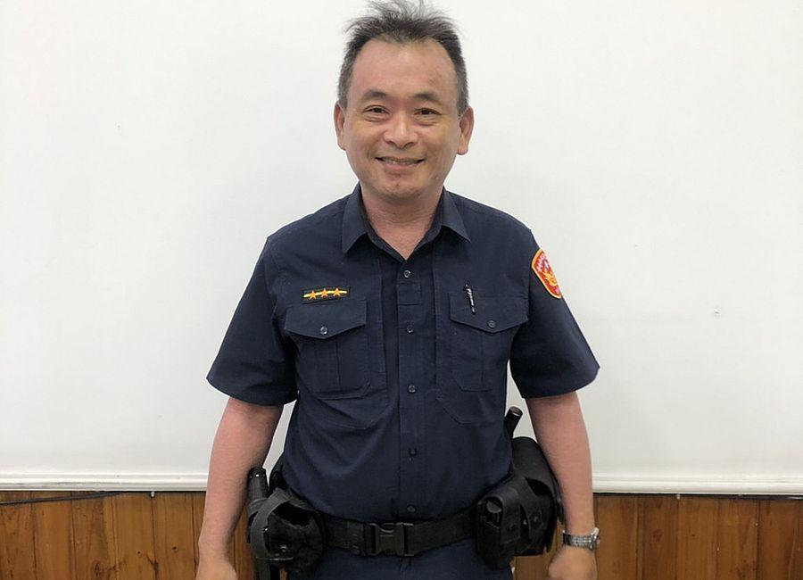 小警員也能有大作為 一線三林志營濟弱扶貧獲善報
