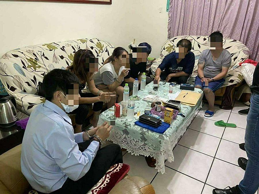 中市逢甲商圈娃娃機竊案多起  六名嫌犯在雲林縣被警方逮捕