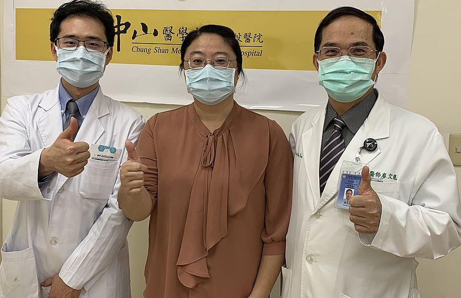 婦人長期頭痛鼻塞 竟是鼻中膈彎曲如骨刺
