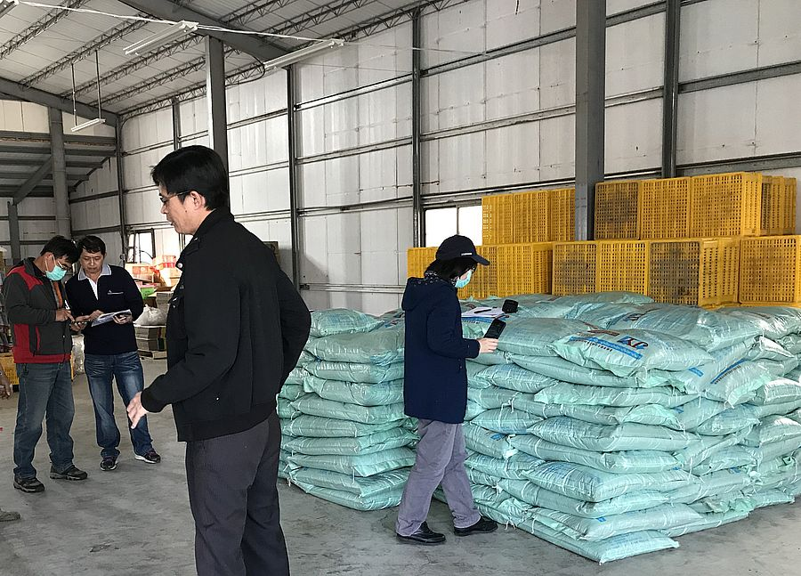 農民購買化學肥料運費補助繼續辦理