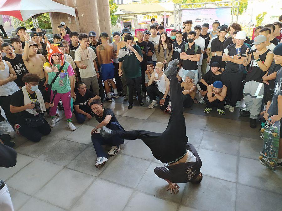 2020台中盃街舞大賽 報名至11月27日止
