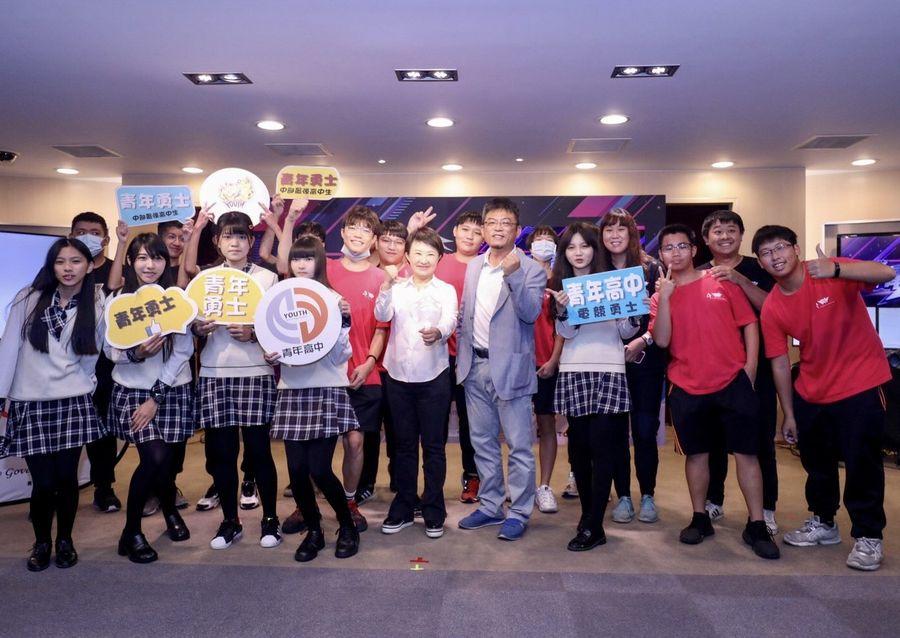 運動局與青年高中合作推廣電競運動 積極培育全方位電競產業人才