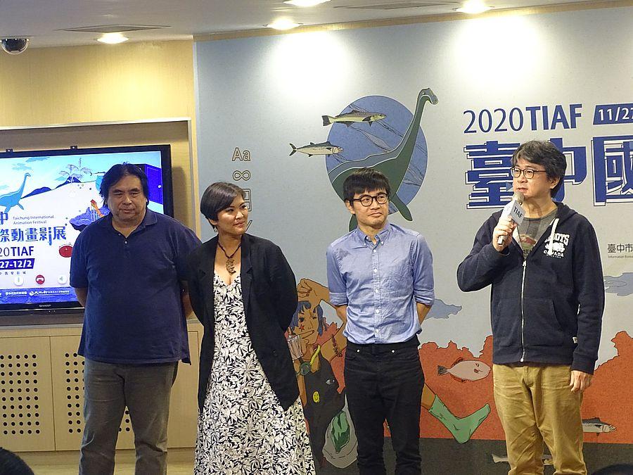 台中國際動畫影展27日起 6天在新時代凱擘影城登場