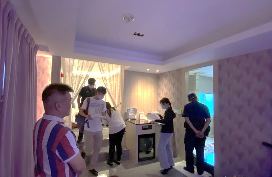 台中市成立22處「居家檢疫替代所」 共有1,283間客房收住量能足夠