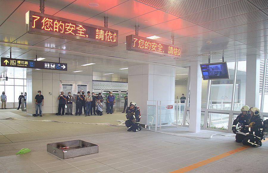 台中捷運綠線已完成改善事項 2日提報交通部申請營運許可