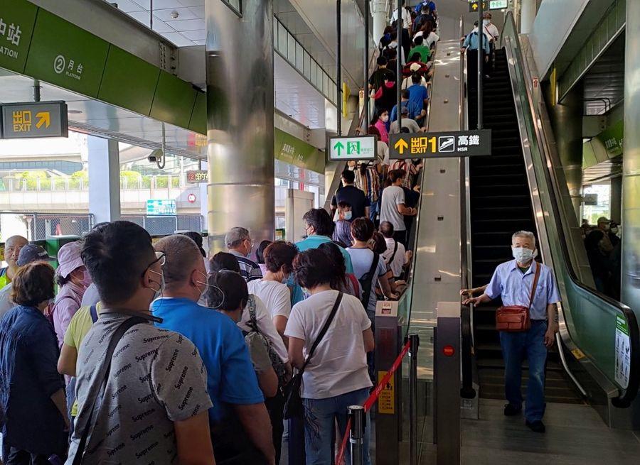 捷運高鐵台中站12月7日起 加開0時15分加班車