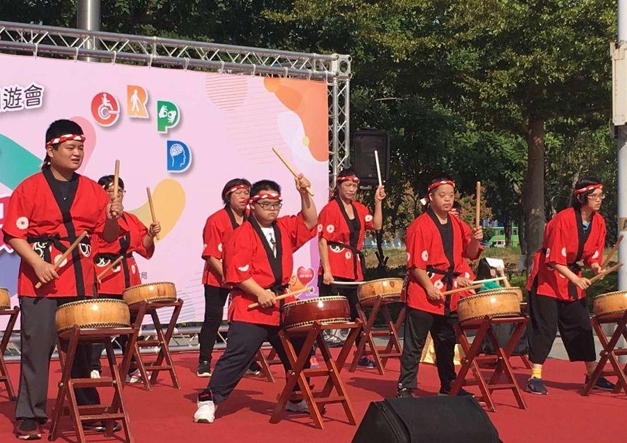 響應國際身心障礙日 中市34單位參與園遊會