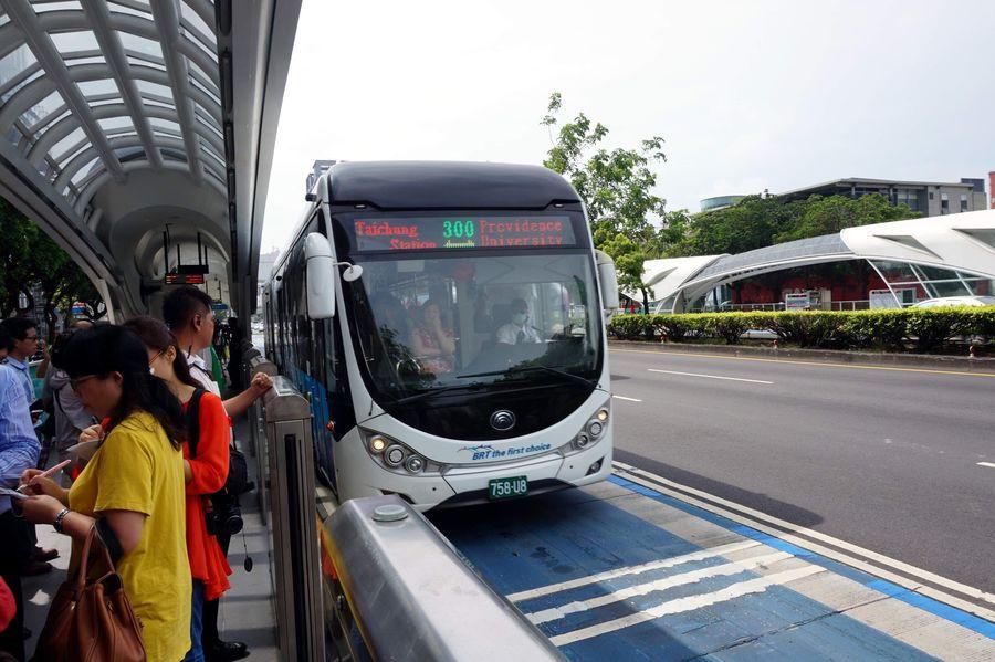 台中BRT將何去何從? 盧秀燕:BRT回不去了