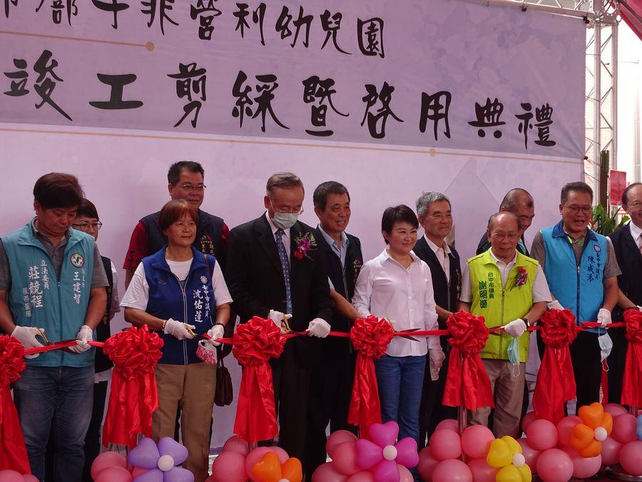 「台中進步了!」市長盧秀燕的施政讓民眾有感