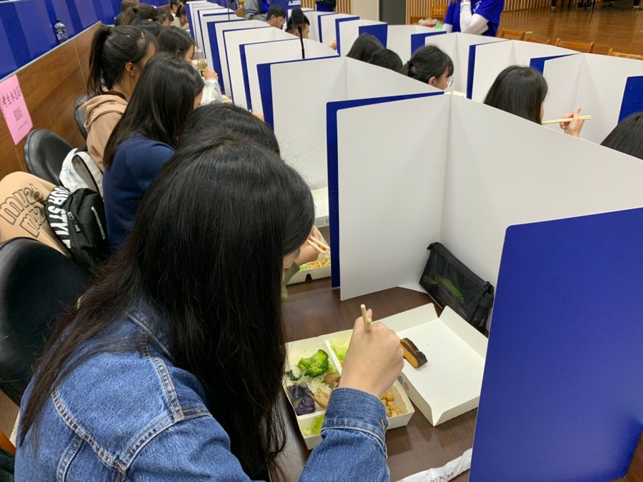 大學學測22日登場  台中1萬6千名考生應試不開放親友陪考