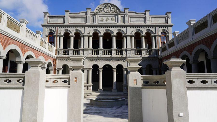 市定古蹟「聚奎居」遭民眾破壞 文化局:最高可處5年徒刑