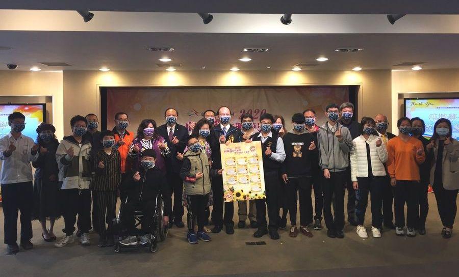 10位向陽小鬥士勵志故事溫暖人心  獲得向陽教育獎表揚
