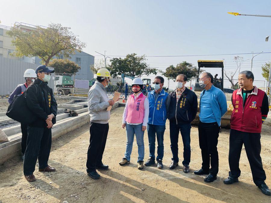 最後一哩路! 楊瓊瓔爭取經費打通民生街銜接福貴路