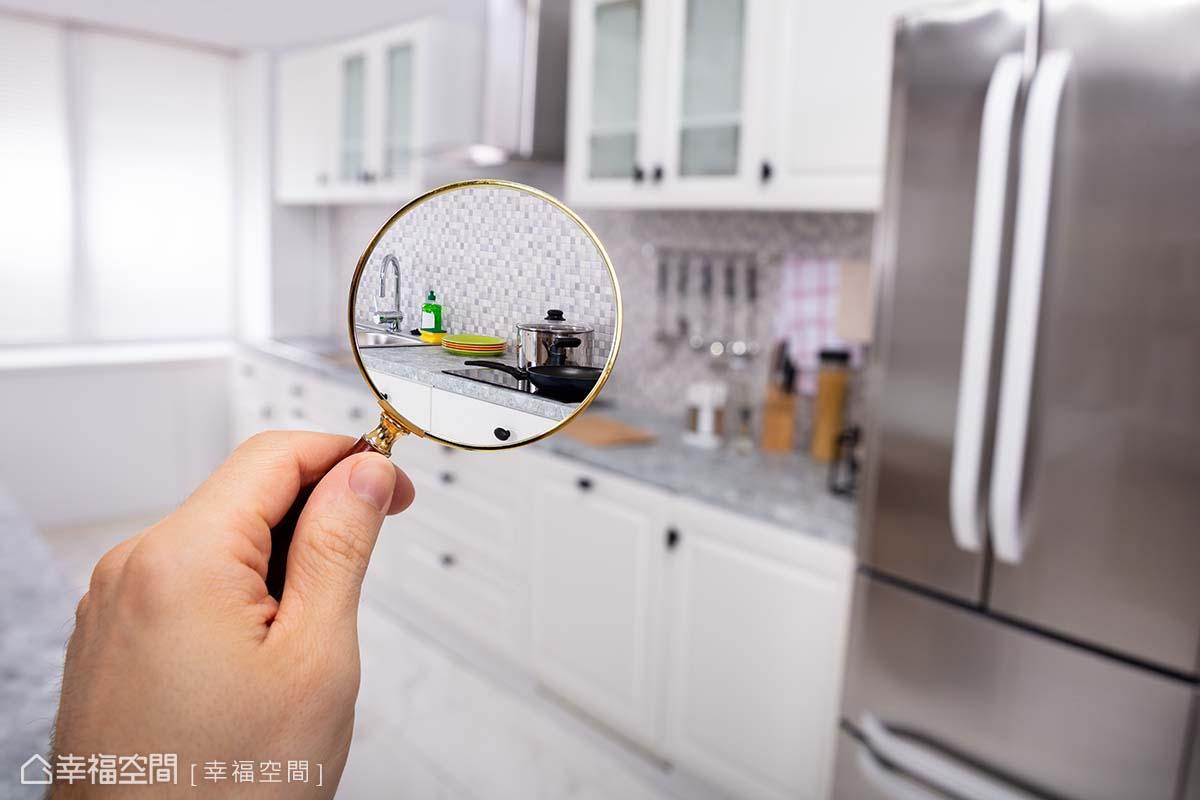 【驗屋攻略】達人教你一眼看懂廚房的注意要點