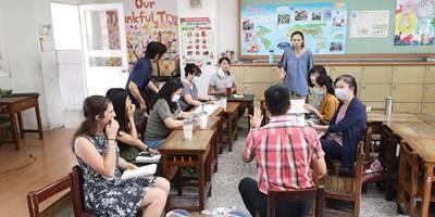 中市51校推雙語教學 齊心邁向「雙語城市 」