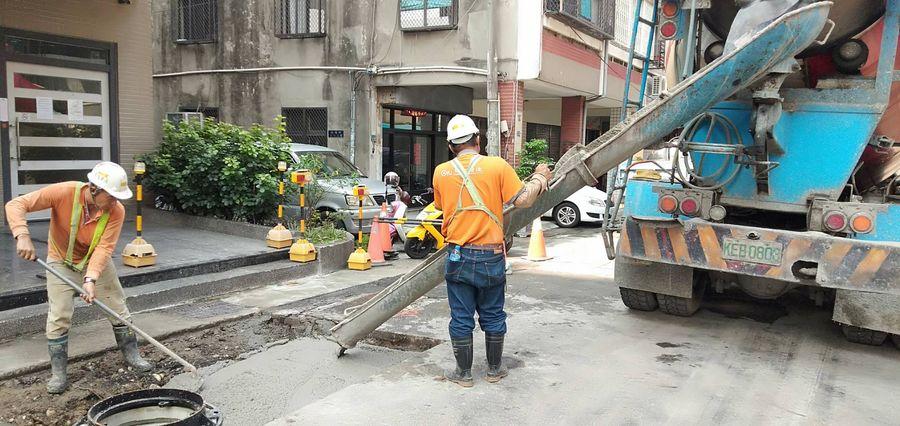 中市焚化再生粒料 公共工程累積使用逾40萬噸