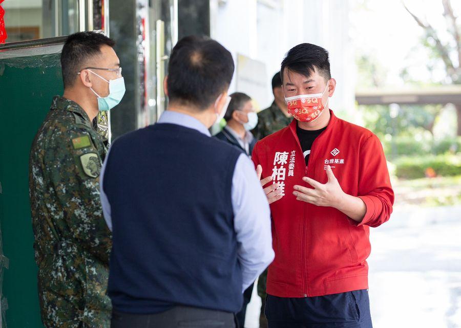 指稱台中海線立委陳柏惟賺「紅錢」被判拘役 被告詹江村:不會上訴