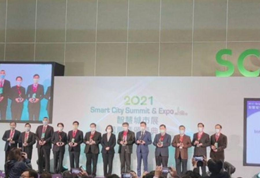 多元宜居城市科技應用成果於智慧城市展登場