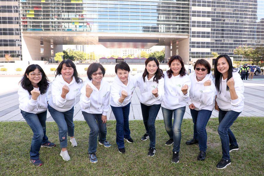 真正落實性別平等!中市女性區長占比六都第一