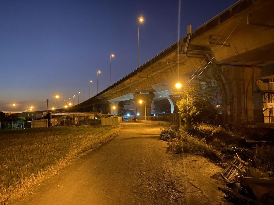 讓市民回家的路更安全 中市府偏鄉點燈2500盞