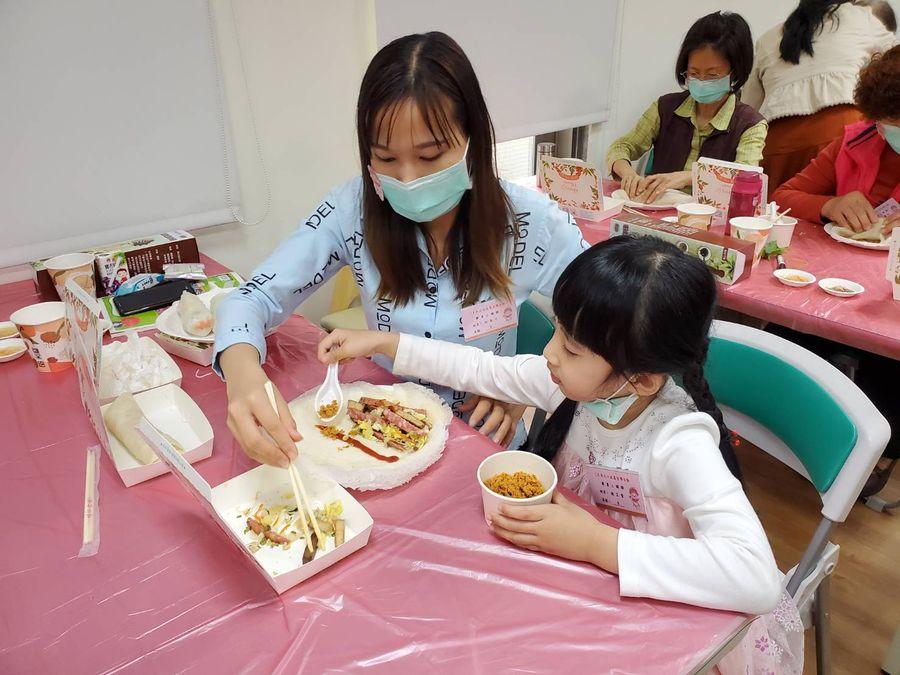 台式潤餅、越式春捲大PK  東區戶所傳遞清明限定幸福滋味