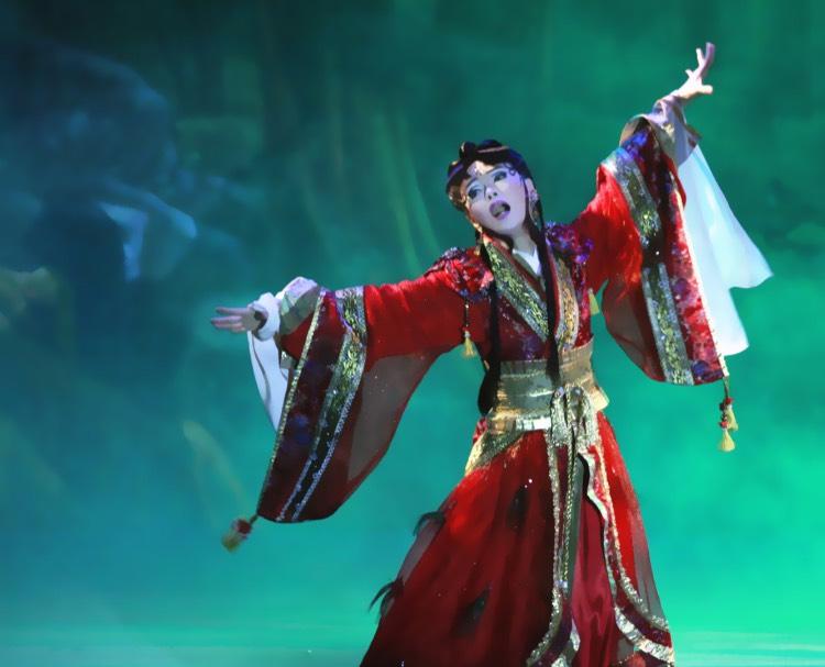 明華園日字戲劇團 將於大里上演精彩演出