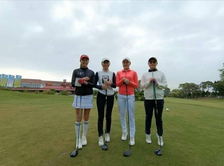 以賽代訓培養實力 台中青少年高爾夫巡迴賽起跑