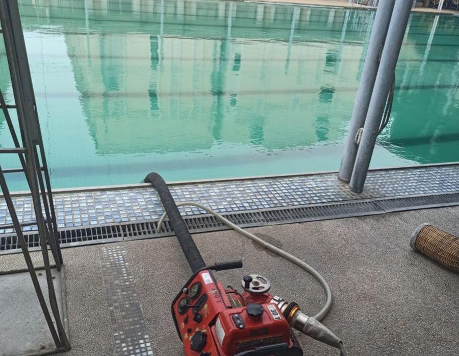 中市公立泳池4/6起停業 支援消防備用水源