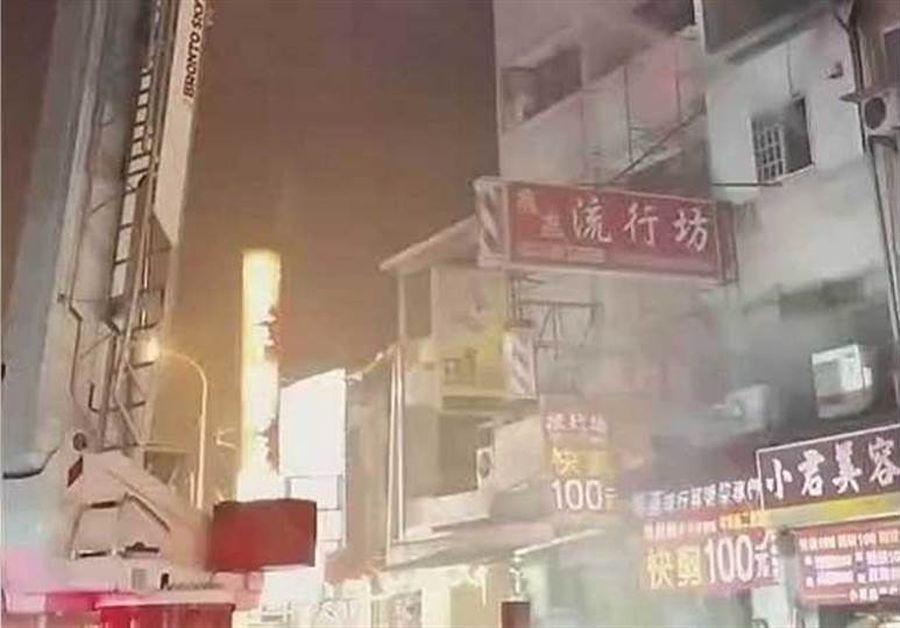 台中中華路大火造成3幼童喪命 檢警:將盡速調查、追究責任