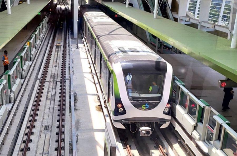 台中捷運綠線25日將正式通車! 盧市長:「等了整整20年,我們做到了。」