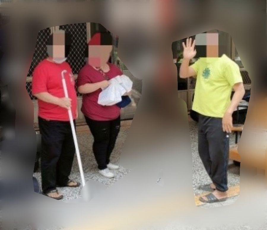 視障男提領500萬現金 中市警貼心護鈔