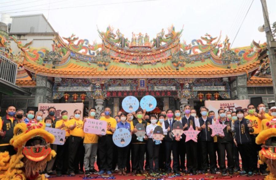 巧聖仙師文化祭首度全台遶境60天  4月14日起駕