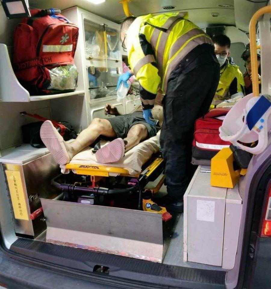 台中前空姐縱火 丈夫嚴重燒傷搶救45天不治