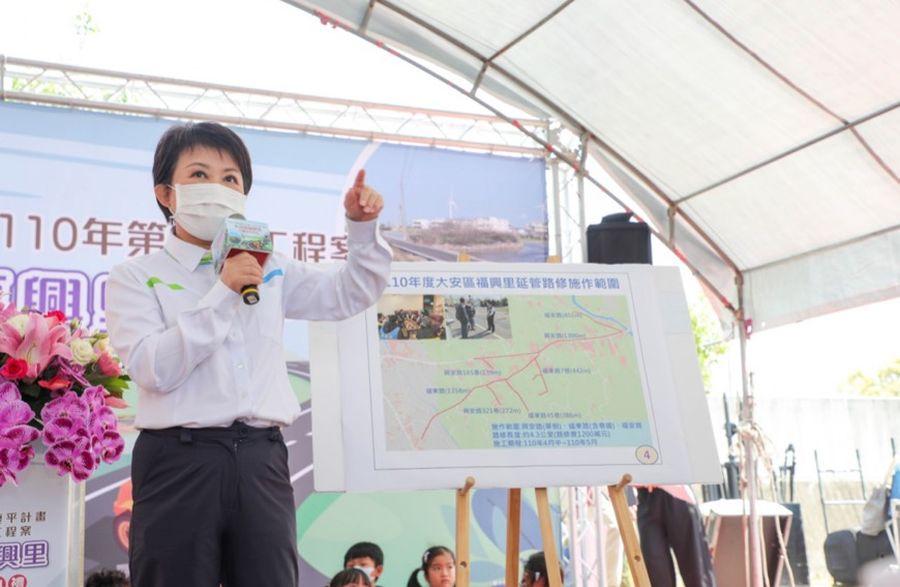 盧市長:盤點三水源助民生用水 藍綠團結全力抗旱