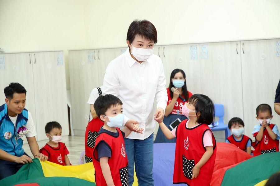 抗空汙議題發酵  盧秀燕聲望竄升至全國第三