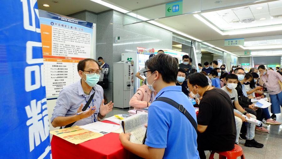 科技廠商訂單增加  中科急徵1400職缺