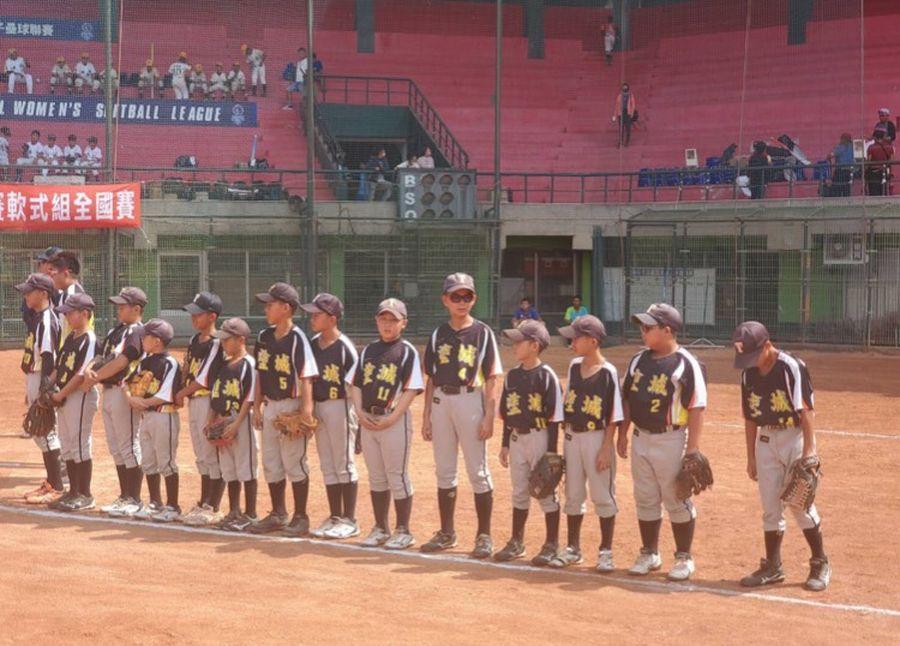 全國國小軟式棒球賽首次台中登場 逾1,300名選手較勁