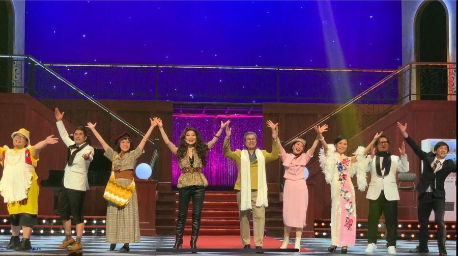 台灣娛樂教父王偉忠監製《明星養老院》探索熟成世代面對人生下半場