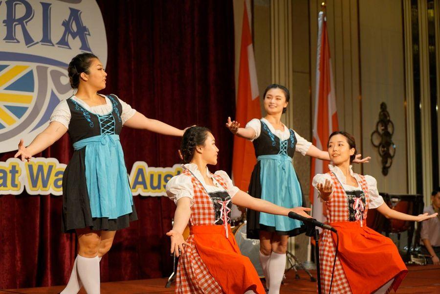 葳格奧地利文化週架構孩子的國際觀