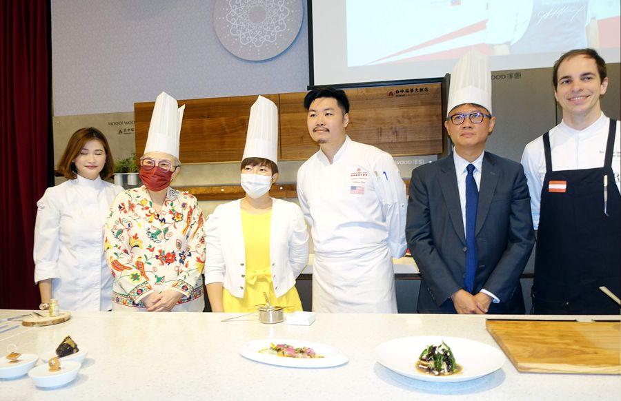 不畏疫情衝擊  飯店業邀國際名廚提升能見度