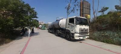 中市首部大型RO級淨水設備啟動供水 加入抗旱行列