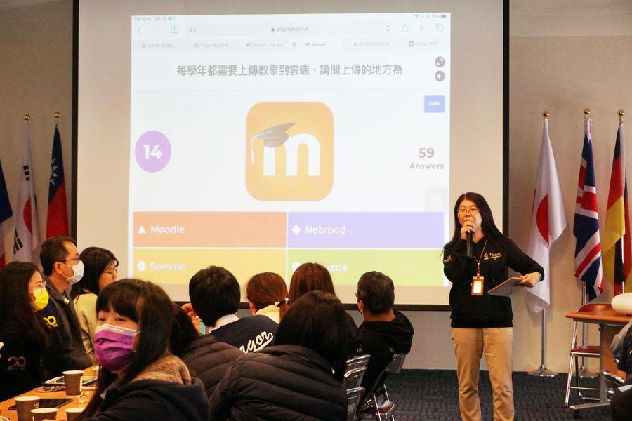 科技葳格引領中市數位教育iWagor學習成果更有感