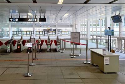 中捷升級防疫措施 全面守護旅客安全