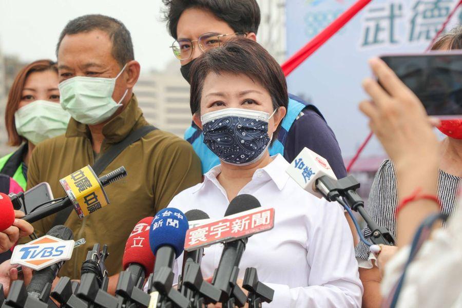 疫情再起變化 中市府加強與中央聯繫並召開防疫會議