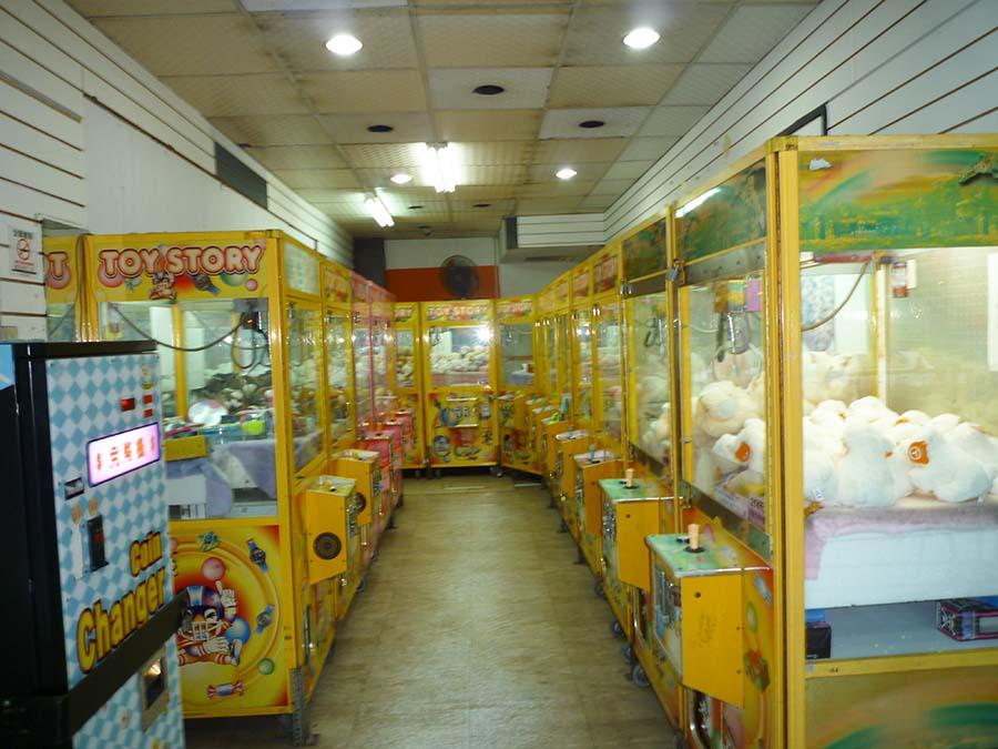 台中娃娃機店 停業至6/8