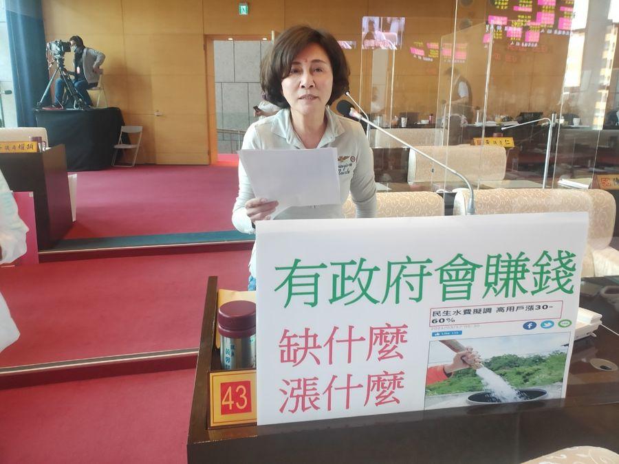 黃馨慧問政專業、傾聽民意關心民生及環保議題